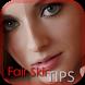 Fair Skin Tips by App Developer studio