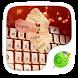 Santa's Letter Keyboard Theme by GOMO Dev Team