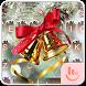 Live Christmas Bells Keyboard Theme by Fashion Cute Emoji