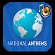 World National Anthems by DiamondSix