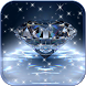 Diamond Deluxe Theme Blue gem by MT Digits