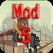 Mod GTA 5 for Minecraft PE by Cmon App