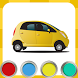 Coloring pages cars by BooksApp