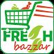 Fresh Bazzar by Mobile App Magento Company