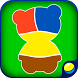 Kids Puzzles Animals & Numbers by GoKids!