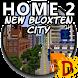 New Bloxten City Minecraft map by Den Derange