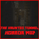 Map Horror The Haunted Tunnel for McPE by Dasha Mods Inc
