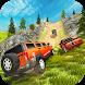 Offroad Hill Prado Jeep Drive by Tech 3D Games Studios