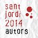 Sant Jordi 2014 - Autores by Yayaki