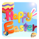 Happy Easter Keyboard to ZY by Enjoy the free theme