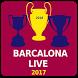 Barcalona live 2017: non officiel app for barca by Devstudio