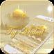 Gold Temple Theme Taj Mahal by MT Digits