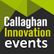 Callaghan Innovation Events by ShowGizmo