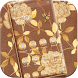 Gold Rose Theme Exquisite Rose by Amazing Wallpaper & Themes