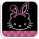 Pink Kitty Diamond Theme by Theme Lovely
