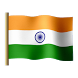Indian Flag 3D Live Wallpaper by Ind Cosmos
