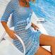 Вязаные крючком платья by FashionStudioProgress