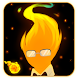 Grillby Fireball by Yonyon
