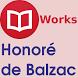 Honoré de Balzac Books by Vlaro.net