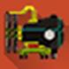 Retro Moon Lander REMIX by SocialLanternMedia