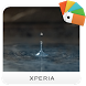 XPERIA™ Blue Water Theme by Sony Mobile Communications