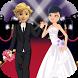 Ladybug Wedding Dress up by LJSApps