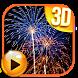 Fireworks live Wallpaper by Live Wallpaper HD 3D