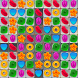 Candy World Match 3 by classic bubble shooter
