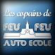Auto école Copains de Feu Feu by AppsVision