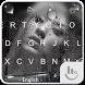 Live Dark Mirror Keyboard Theme by Fashion Cute Emoji
