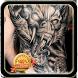 3D Tattoo Designs by zulfapps
