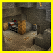 Haunted tunnel. Map for Minecraft by Ambarret