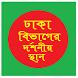 ঢাকা বিভাগের দর্শনীয় স্থান ~Travel Dhaka Guide by Bangla Book Library