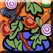 Salad Tosser by Super Tea Studios