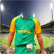Cricket Photo Suit by AnyMoreApps