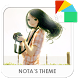 Photographer Girl Xperia Theme by Nota Dao