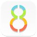 MI UX 8 - Icon Pack by A1 Design
