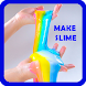 How to make Slime: by Pedro RoCar