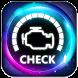 OBD2 scanner bluetooth Elm327 by Super App For Free