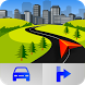 GPS Navigator and Route Finder by S&R Technology