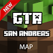 GTA map for Minecraft PE by Cool MineApps