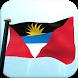 Antigua and Barbuda Flag Free by I Like My Country - Flag