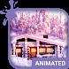 Winter Animated Keyboard by Wave Keyboard Design Studio