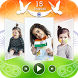Independence Photo Video Maker Music : 15 August by Online India Service
