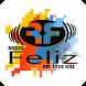 Rádio Feliz de Pádua RJ by Access Mobile CWB