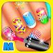 Nail Salon - Nail Polish, Matching & Repair by Unit M Games