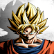 DBZ Goku Super Saiyan Wallpaper FanART by DjayaApp