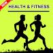 Health , Fitness & Bodybuilding by TechnoAkash Media Pvt Ltd.