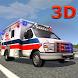 Ambulance Simulator 17 by Kick Time Studios
