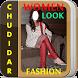 Women Chudidar Look Fashion by lookbookapps